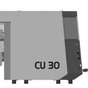 WEBER Control System CU30 side-view CAD