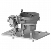 Feeding Technology Bowl Feeder ZEB WEBER CAD