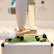 WEBER automated screwdriver for Human-Robot-Collaboration